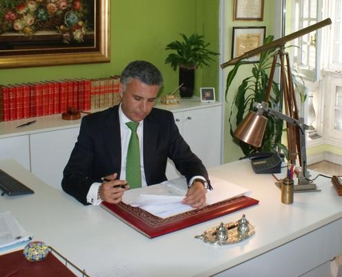 JOSE MANUEL CARRASCO CODES - Socio Director de la Firma Sagasta 21 Abogados